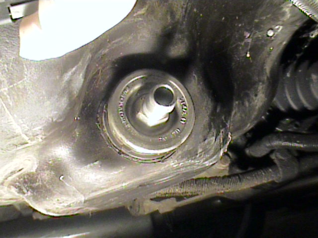 how to clean a fuel tank without removing it