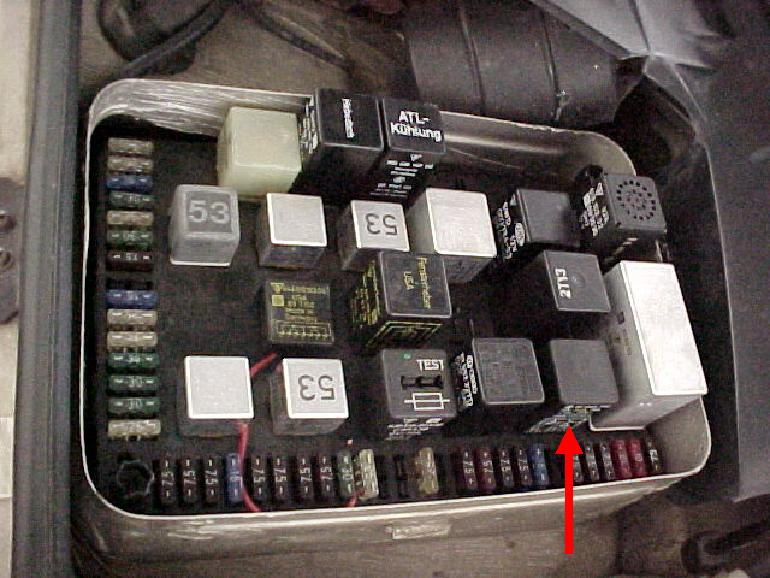 Porsche 944 Fuse Box Location 930 €� Wiring